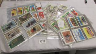 A mixed lot of assorted collector's cards - Doncella, Barratt & Co., Tom Thumbe, Lamberts etc.