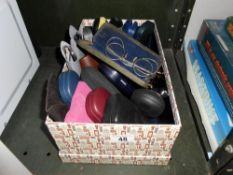 A quantity of used spectacles including vintage ones,