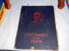 A copy of Covenants of death (front piece loose, loss to bottom of spine,