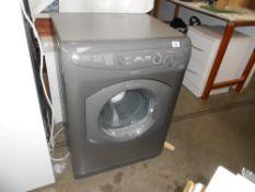 A Hotpoint Aquarius 6kg tumble dryer (missing vent hose)