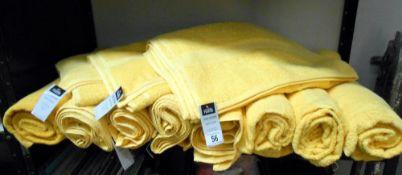 11 new 100% cotton,