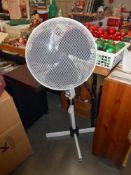 A floor fan