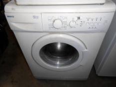 A Beko WM5140W washing machine