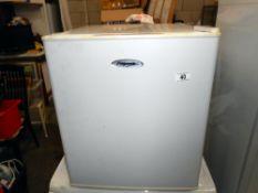 A Fridgemaster table top fridge
