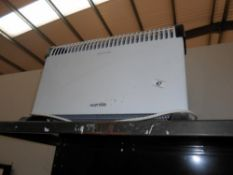 A Warmlite convector heater and 1 other