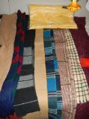 A new cashmere scarf and others.