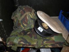 Military camoflge waistcoat,