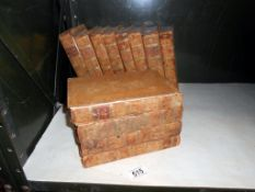 12 volumes, History of Great Britain from revolution 1688 - 1805 by William Belsham,
