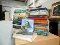 A good lot of books on birds