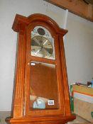 A 1970's wall clock.