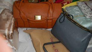 Two new Jane Shilton hand bags.