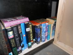 A good collection of fantasy and Science Fiction books,