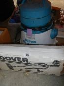 A Hoover Aqua Master cleaner.
