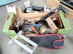 A good lot of tools