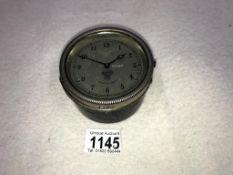 A old Smith's car clock