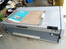A Gestetner OE-1 electro static offset plate maker (working)