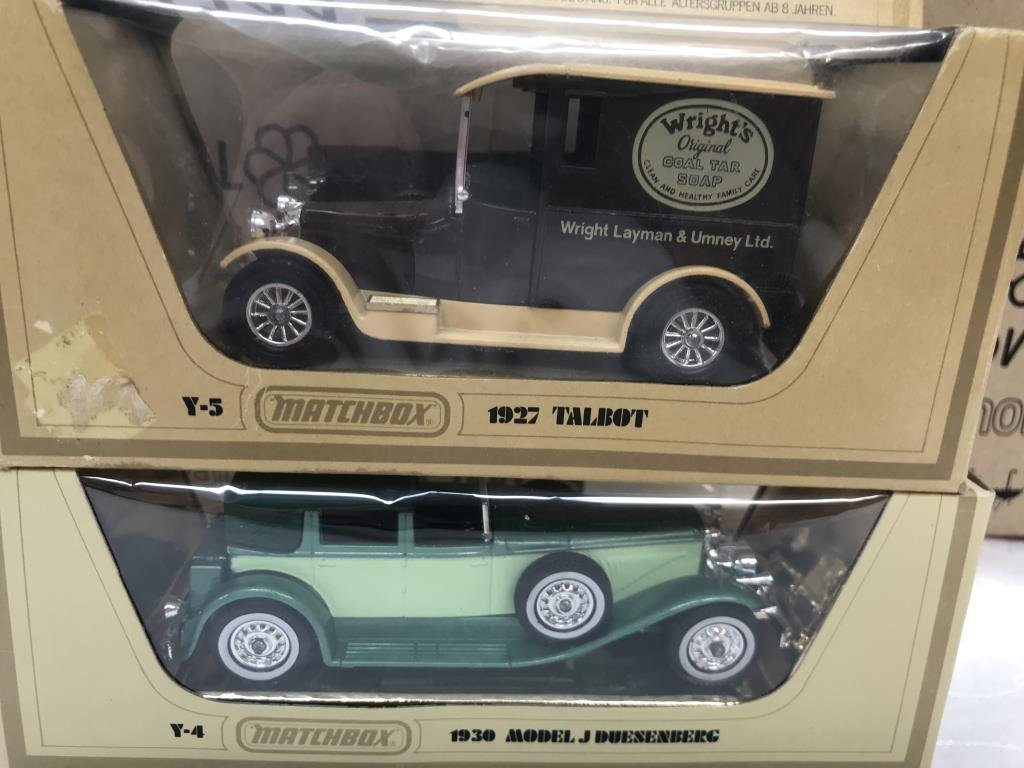 20 boxed Matchbox models of yesteryear - Image 11 of 11