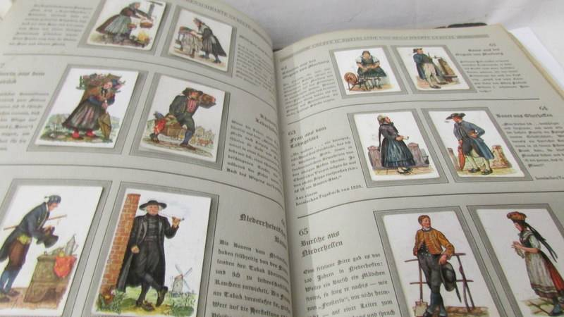 Two albums of German collector's cards, incomplete. - Image 6 of 10