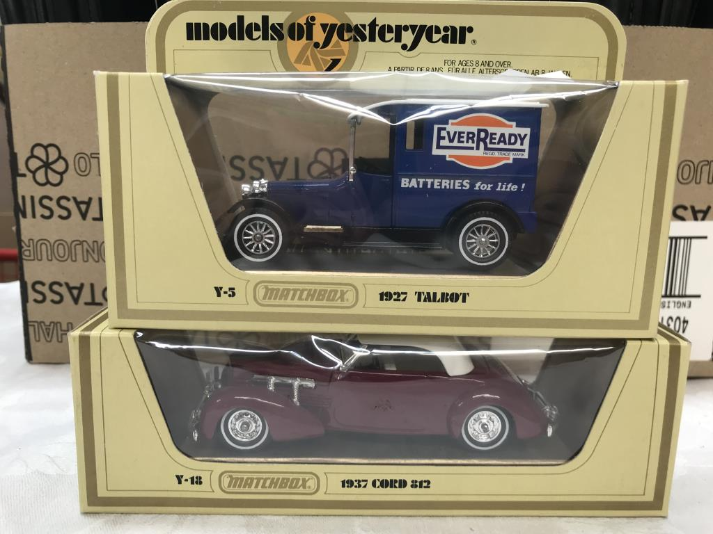 20 boxed Matchbox models of yesteryear - Image 7 of 11