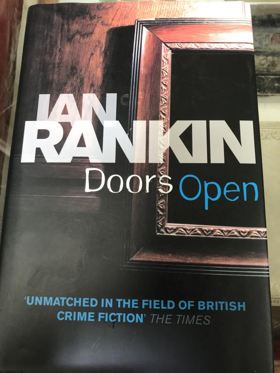 A good lot of hardback books including signed copies by Ian Rankin, Judith Durham, - Image 4 of 11