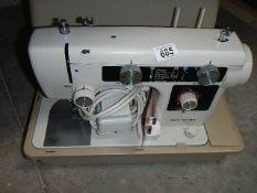 A good sewing machine.