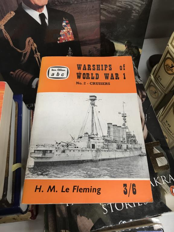 A good lot of war related books including 'Ghost Force' the secret history of the SAS, - Image 9 of 11