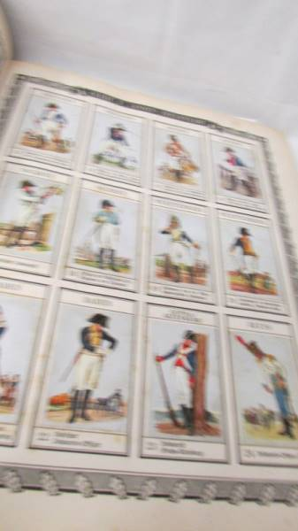 Two albums of German collector's cards, incomplete. - Image 10 of 10