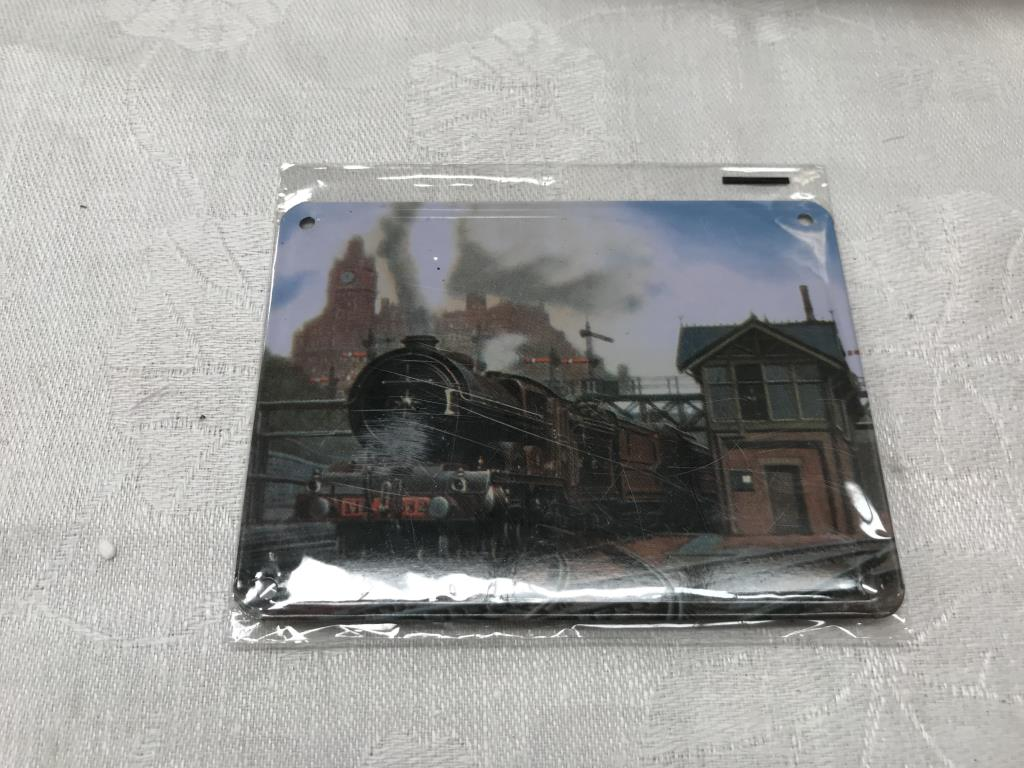 8 x '00' gauge replica model steam trains (5 boxed & 3 unboxed ornamental locomotives) - Image 10 of 10