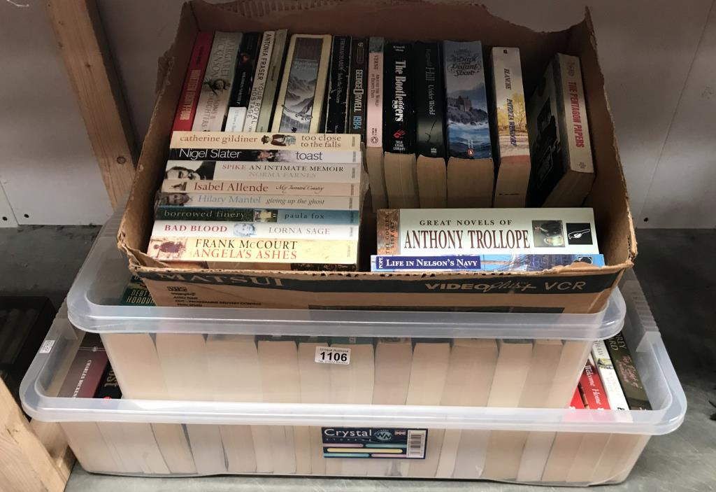 A good lot of paperbacks (including some new)