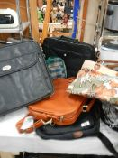 A quantity of holdalls etc., in good order.