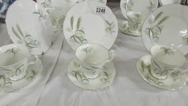 An 18 piece Richmond bone china tea set. - Image 3 of 4