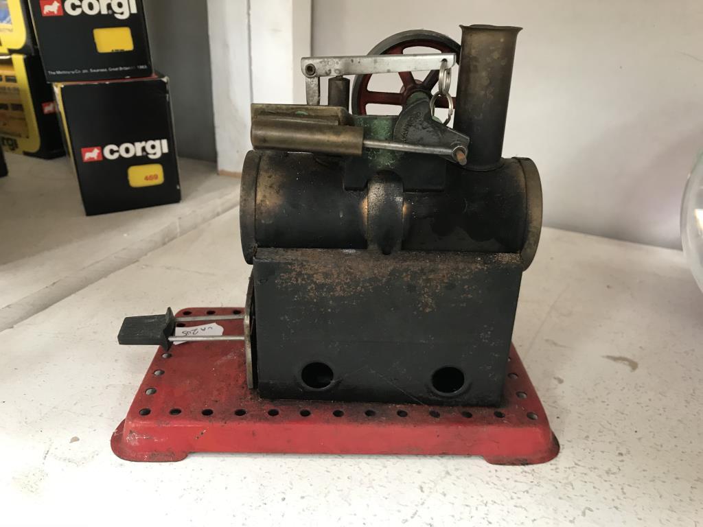 A Mamod model stationary engine - Image 3 of 6