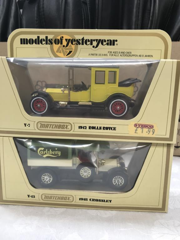 20 boxed Matchbox models of yesteryear - Image 3 of 11