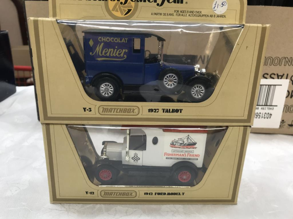 20 boxed Matchbox models of yesteryear - Image 6 of 11