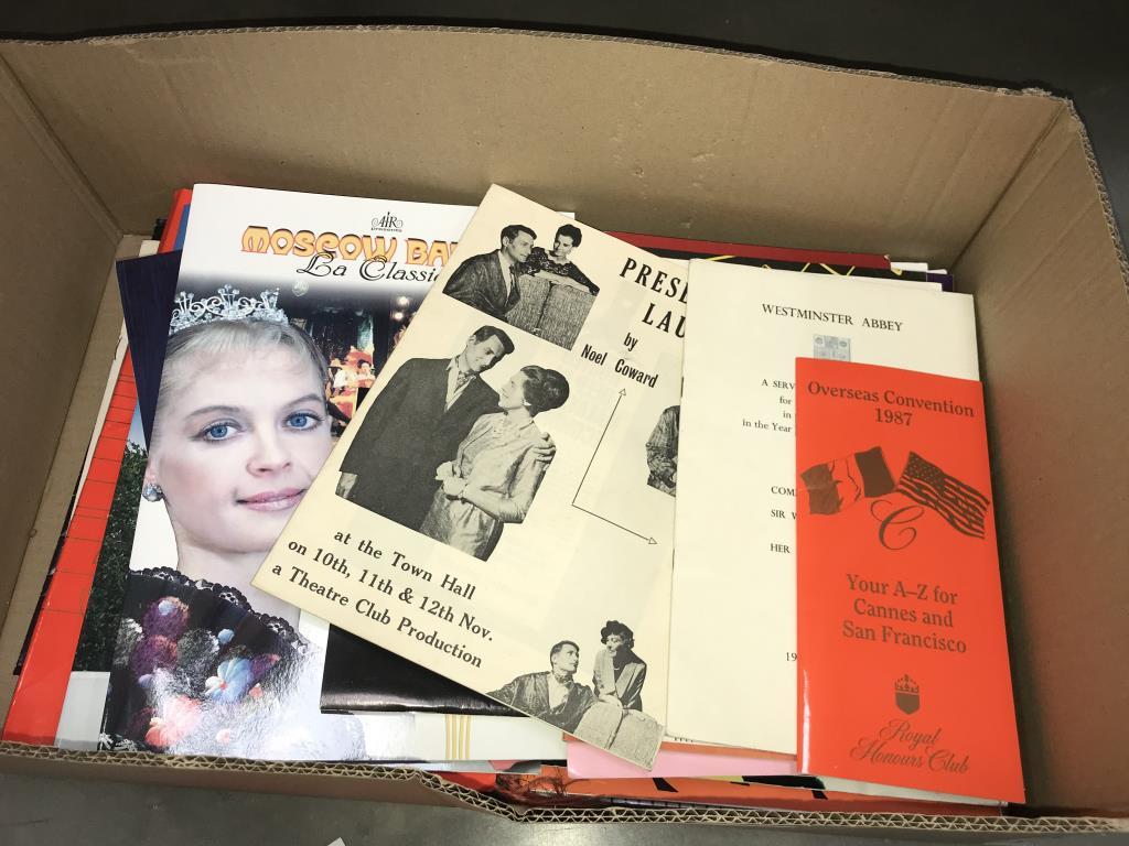 A quantity of opera/theatre programmes etc. - Image 2 of 2