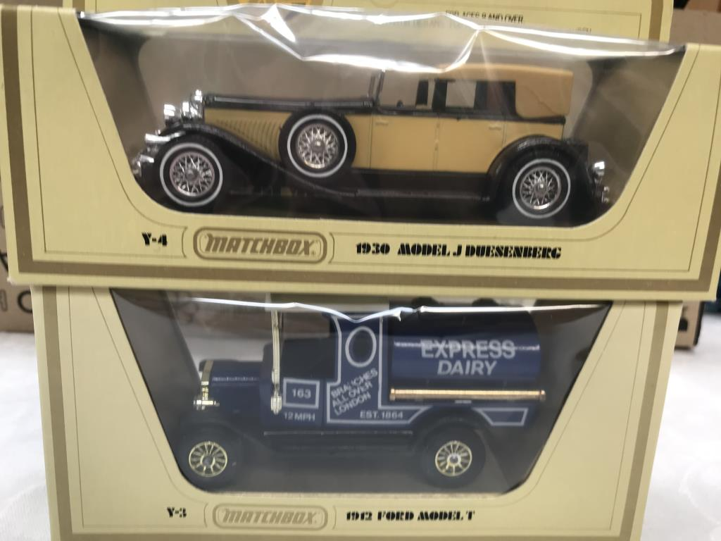 20 boxed Matchbox models of yesteryear - Image 10 of 11