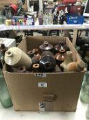 A big box of nice jugs
