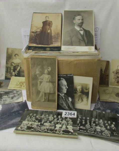 Glass negatives taken c. 1890-1918, mainly around Usk, Monmouthshire.