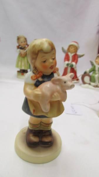 Siz Goebel/Hummel figurines. - Image 5 of 7