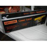 A Challenge lazer level.