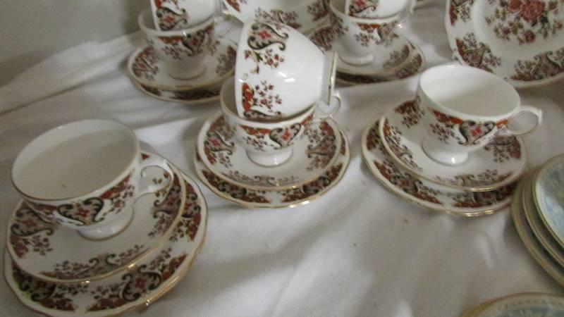 22 pieces of Colclough tea ware. - Image 3 of 3