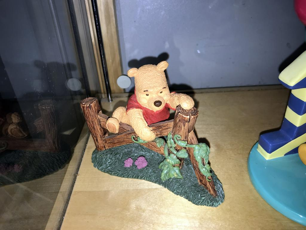 4 Winnie The Pooh figurines includes Royal Doulton Eeyore & Piglet - Image 5 of 5