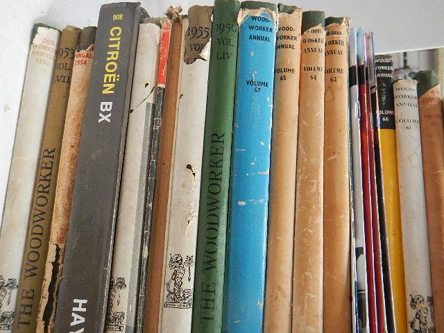 A quantity of books relating to wood turning etc. - Image 2 of 2