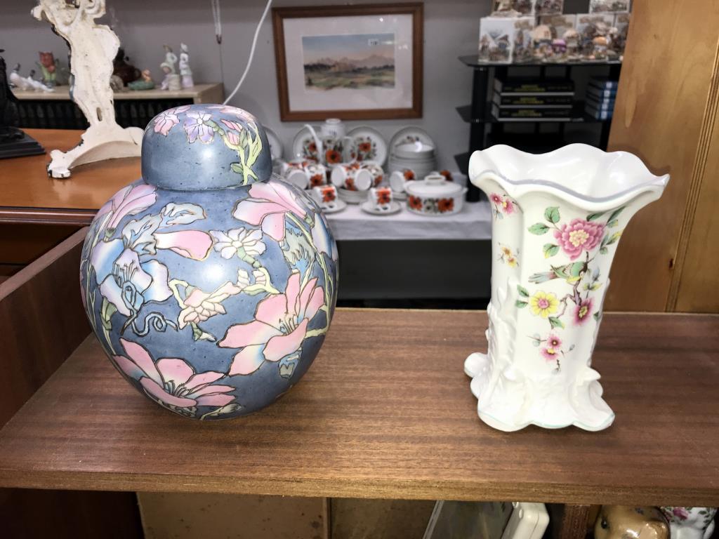 A James Kent vase, - Image 4 of 4