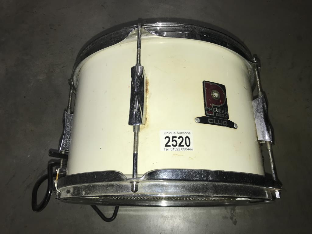 A small snare drum, Premier club, Everplay heads. - Image 6 of 6