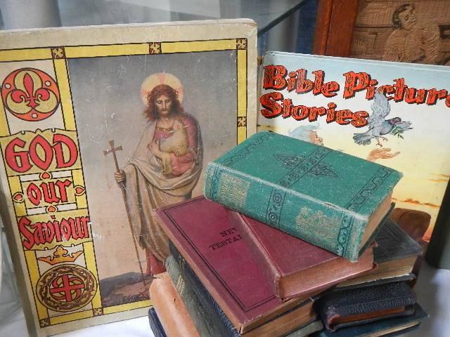 A quantity of Bibles and children's books. - Image 2 of 3