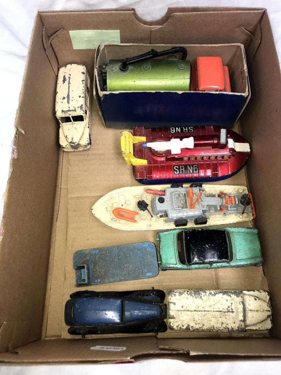 A selection of 1960's Dinky toys including Humber hovercraft etc. - Image 2 of 2