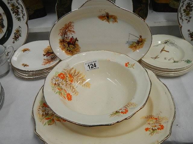 A good selection of china tea sets etc. - Image 2 of 3