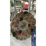 A 32 cm diameter Chinese bowl.