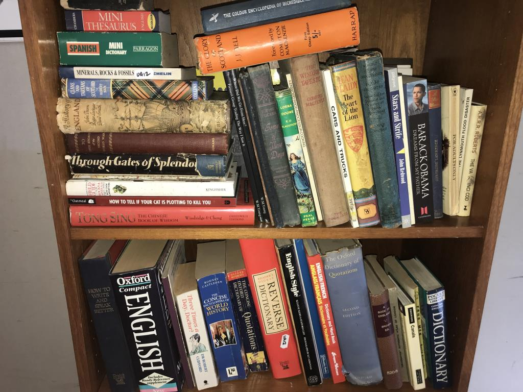 A large selection of books including reference, biographies etc. - Image 3 of 4